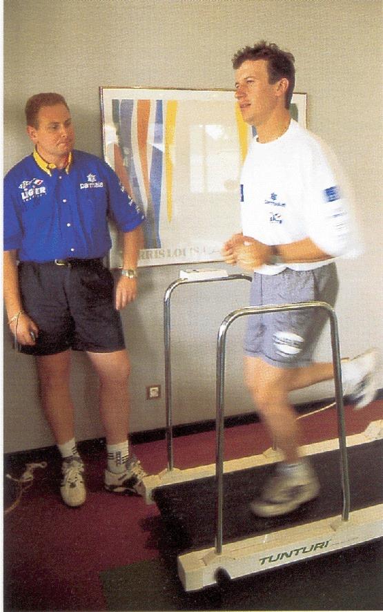 Olivier Panis. Ligier 1996