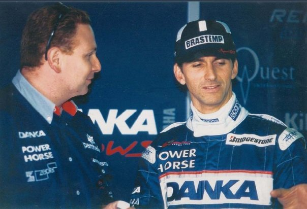 Damon Hill. Arrows Formula 1. 1997