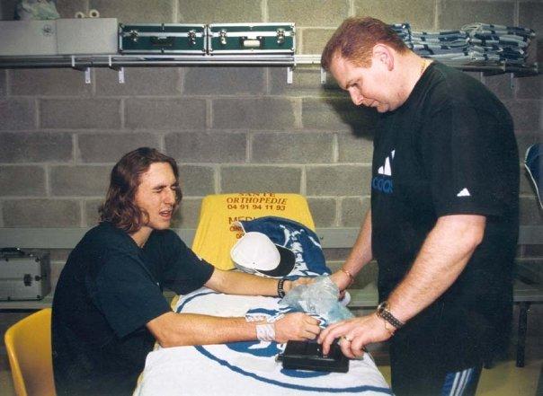 Arnaud Di Pasquale. Open 13. 2000