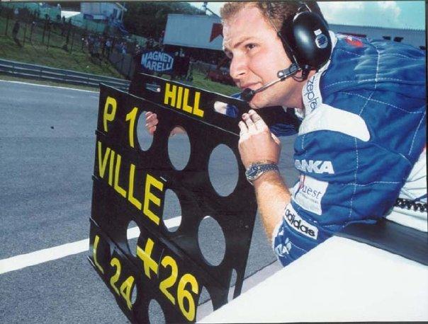 Arrows Formula 1 Team. 1997