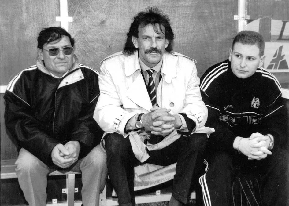 Olympique de Marseille. Jean Castaneda 1993