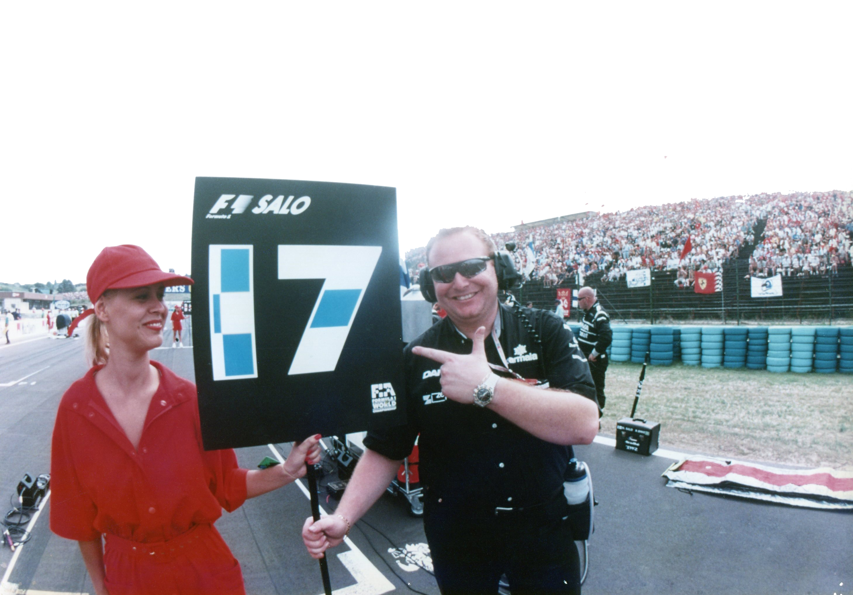 Gand Prix de Belgique 1995